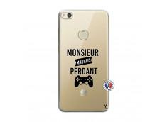 Coque Huawei P8 Lite 2017 Monsieur Mauvais Perdant