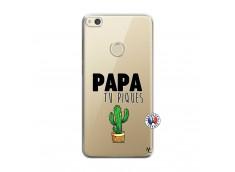 Coque Huawei P8 Lite 2017 Papa Tu Piques