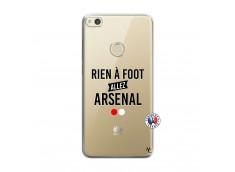 Coque Huawei P8 Lite 2017 Rien A Foot Allez Arsenal