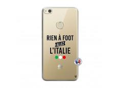 Coque Huawei P8 Lite 2017 Rien A Foot Allez L'Italie
