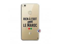 Coque Huawei P8 Lite 2017 Rien A Foot Allez Le Maroc