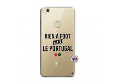 Coque Huawei P8 Lite 2017 Rien A Foot Allez Le Portugal
