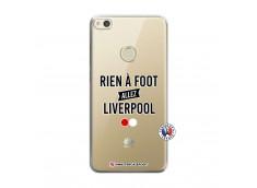Coque Huawei P8 Lite 2017 Rien A Foot Allez Liverpool