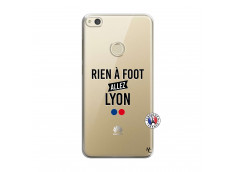 Coque Huawei P8 Lite 2017 Rien A Foot Allez Lyon