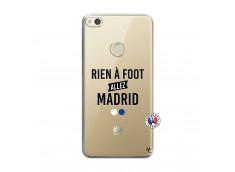 Coque Huawei P8 Lite 2017 Rien A Foot Allez Madrid