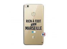 Coque Huawei P8 Lite 2017 Rien A Foot Allez Marseille