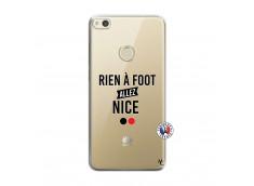Coque Huawei P8 Lite 2017 Rien A Foot Allez Nice