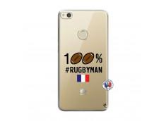 Coque Huawei P8 Lite 2017 100% Rugbyman