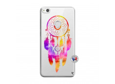 Coque Huawei P9 Lite Dreamcatcher Rainbow Feathers