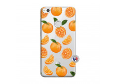 Coque Huawei P9 Lite Orange Gina