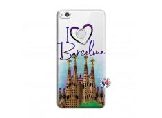 Coque Huawei P9 Lite I Love Barcelona