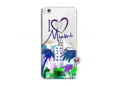 Coque Huawei P9 Lite I Love Miami