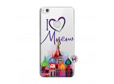 Coque Huawei P9 Lite I Love Moscow