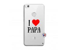 Coque Huawei P9 Lite I Love Papa