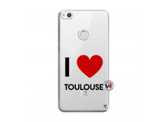 Coque Huawei P9 Lite I Love Toulouse