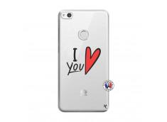 Coque Huawei P9 Lite I Love You