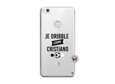 Coque Huawei P9 Lite Je Dribble Comme Cristiano