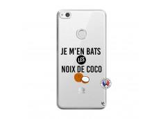 Coque Huawei P9 Lite Je m'en bats Les Noix De Coco
