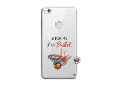 Coque Huawei P9 Lite Je Peux Pas J Ai Basket
