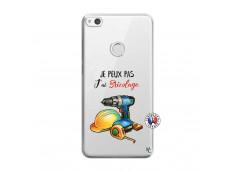 Coque Huawei P9 Lite Je Peux Pas J Ai Bricolage
