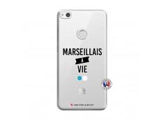 Coque Huawei P9 Lite Marseillais à Vie