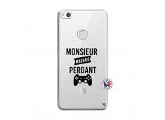 Coque Huawei P9 Lite Monsieur Mauvais Perdant