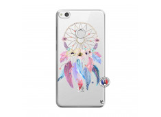 Coque Huawei P9 Lite Multicolor Watercolor Floral Dreamcatcher