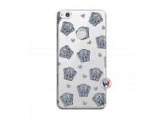 Coque Huawei P9 Lite Petits Elephants