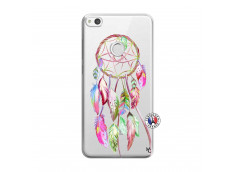 Coque Huawei P9 Lite Pink Painted Dreamcatcher