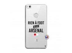 Coque Huawei P9 Lite Rien A Foot Allez Arsenal