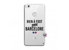 Coque Huawei P9 Lite Rien A Foot Allez Barcelone