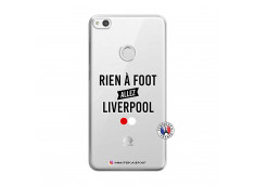 Coque Huawei P9 Lite Rien A Foot Allez Liverpool