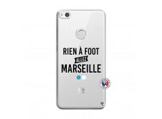 Coque Huawei P9 Lite Rien A Foot Allez Marseille