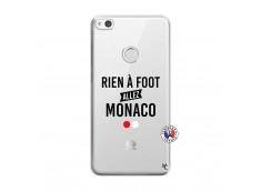 Coque Huawei P9 Lite Rien A Foot Allez Monaco