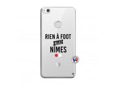 Coque Huawei P9 Lite Rien A Foot Allez Nimes