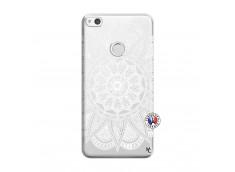 Coque Huawei P9 Lite White Mandala
