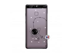 Coque Huawei P9 Astro Girl