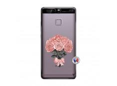 Coque Huawei P9 Bouquet de Roses