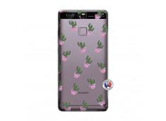 Coque Huawei P9 Cactus Pattern
