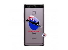 Coque Huawei P9 Coupe du Monde Rugby- Nouvelle Zélande