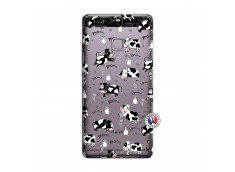 Coque Huawei P9 Cow Pattern