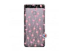 Coque Huawei P9 Flamingo