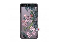 Coque Huawei P9 Flower Birds