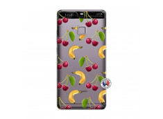 Coque Huawei P9 Hey Cherry, j'ai la Banane