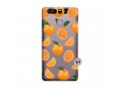 Coque Huawei P9 Orange Gina