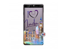 Coque Huawei P9 I Love London