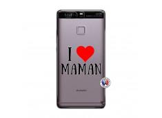 Coque Huawei P9 I Love Maman