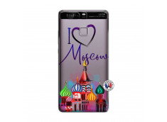 Coque Huawei P9 I Love Moscow