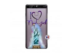 Coque Huawei P9 I Love New York