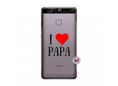 Coque Huawei P9 I Love Papa